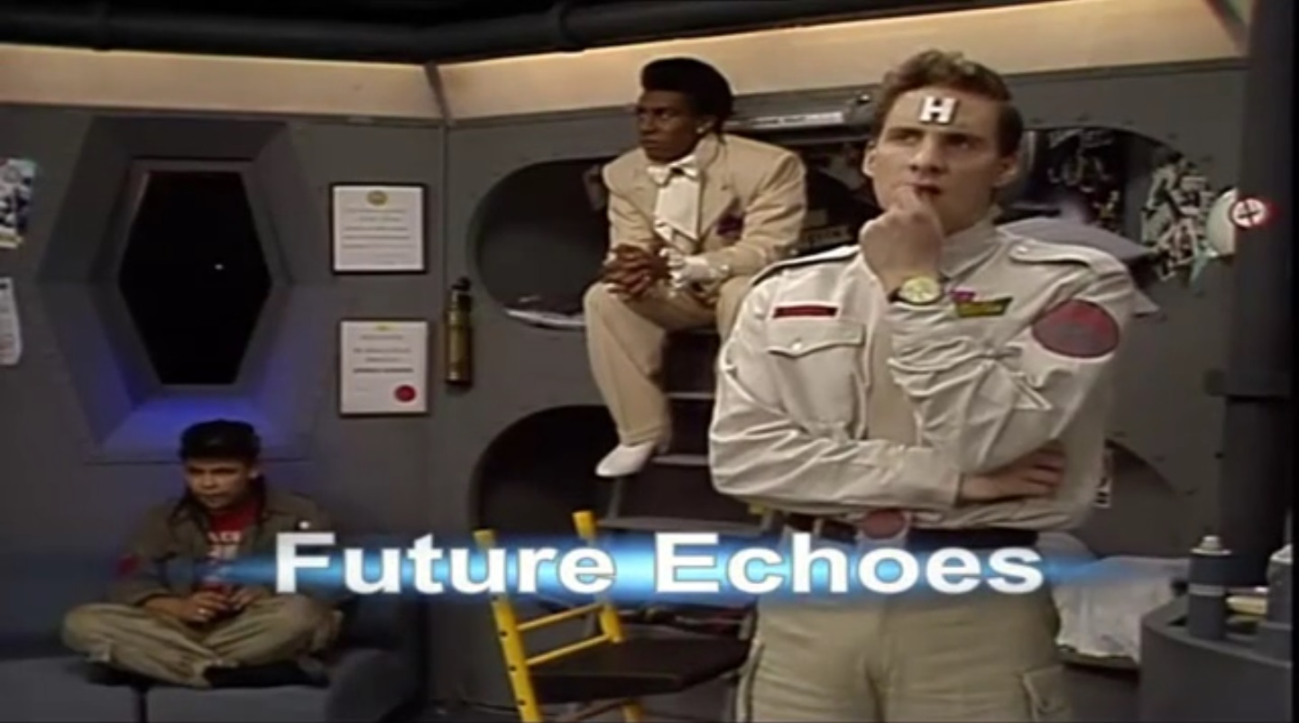 Red Dwarf Future Echoes