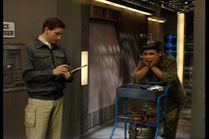 The full script for Red Dwarf Series 1 Episode 1 The End is now available online