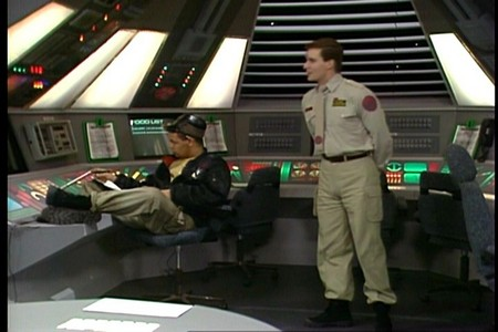 Red Dwarf Series 1 Episode 3 Balance of Power