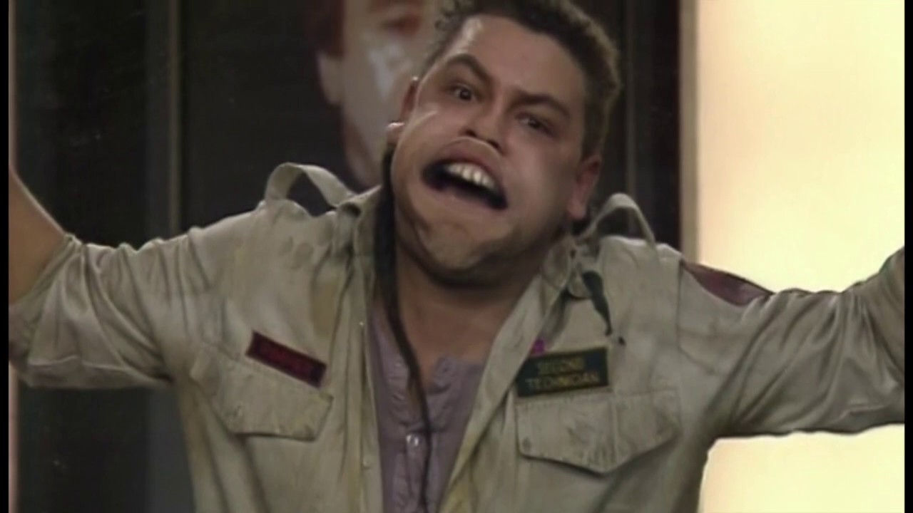 Lister in the Red dwarf episode Waiting for God
