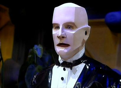 The original Kryten from Red Dwarf