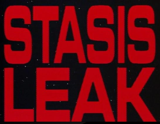 Stasis Leak Red Dwarf