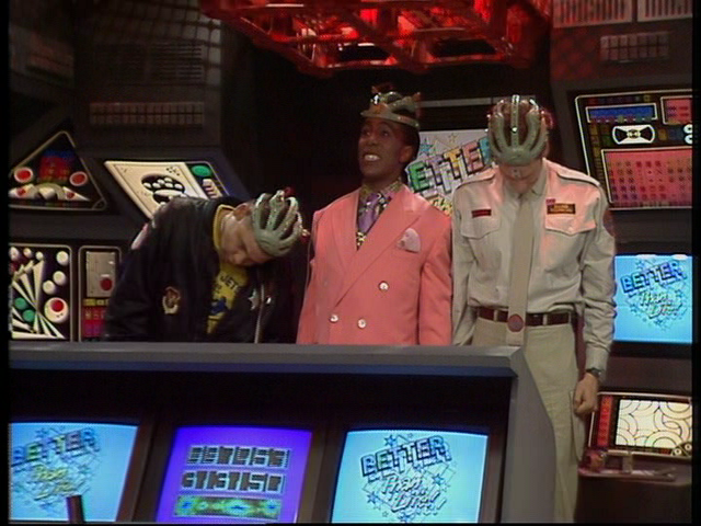 Red Dwarf Better Than Life