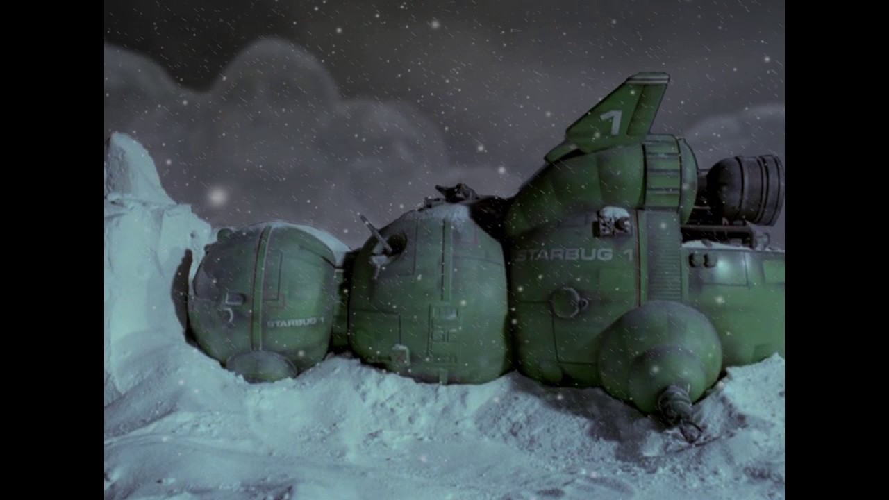 Red Dwarf Series 3 Episode 2 Marooned