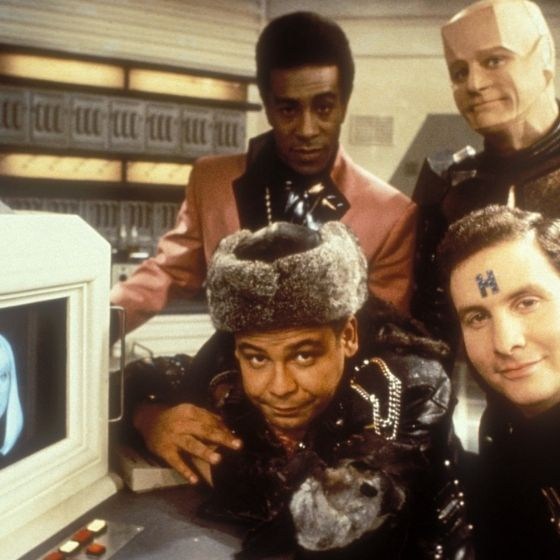 Best Red Dwarf Quotes