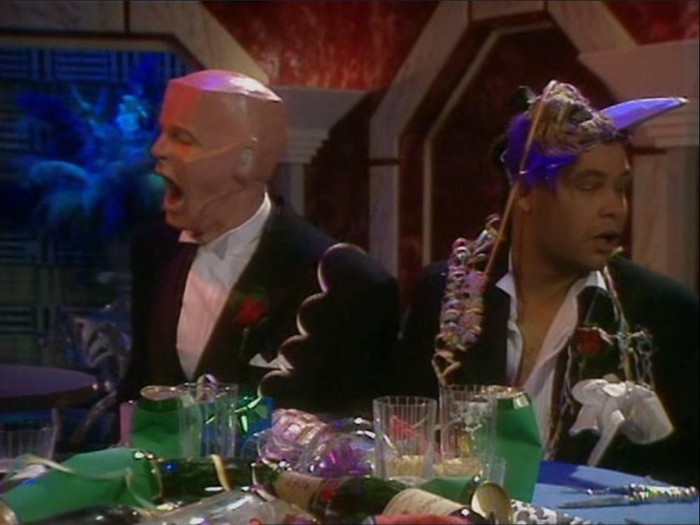 Red Dwarf The Last Day