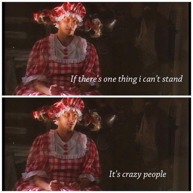 Red Dwarf Crazy People