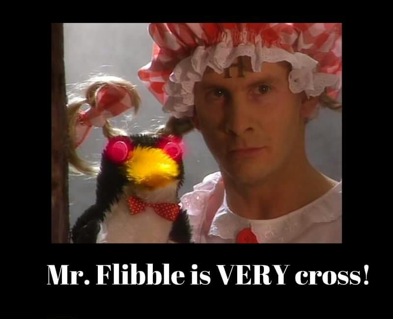 Red Dwarf Mr. Flibble