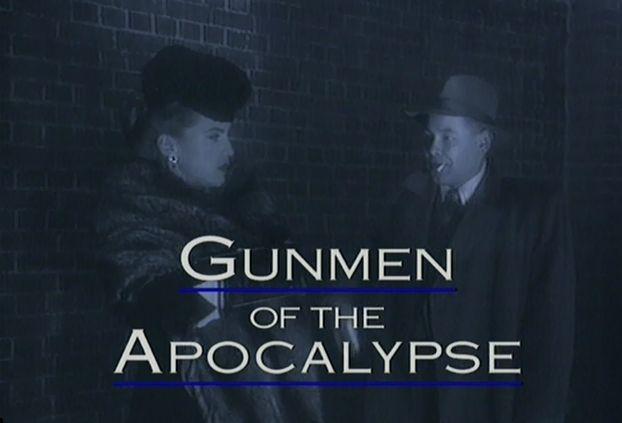 Red Dwarf Gunmen of the Apocalypse Intro