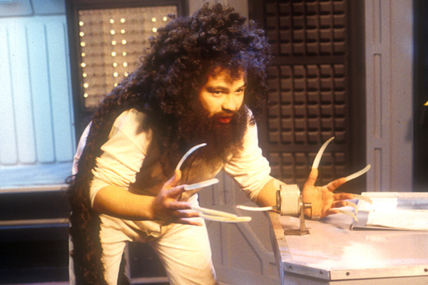 Dave Lister in Red Dwarf Sirens