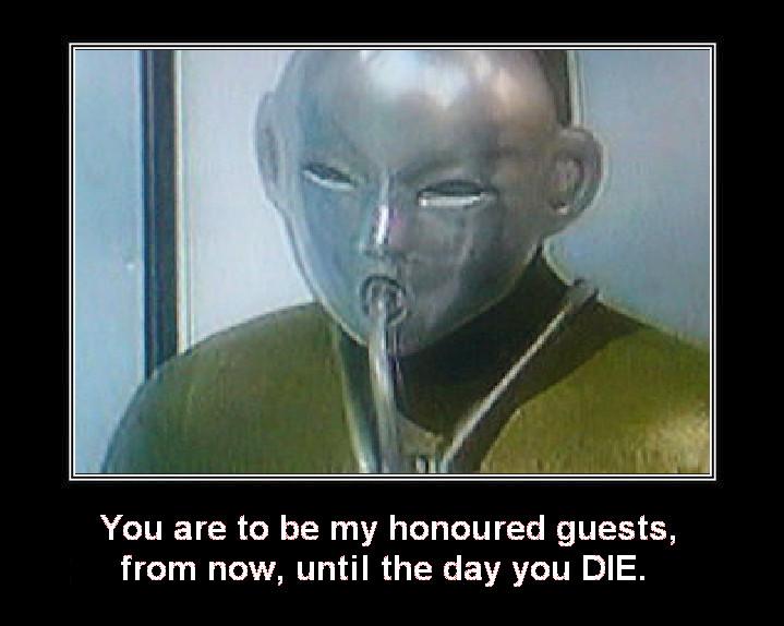 Red Dwarf Legion - Revealing his plan
