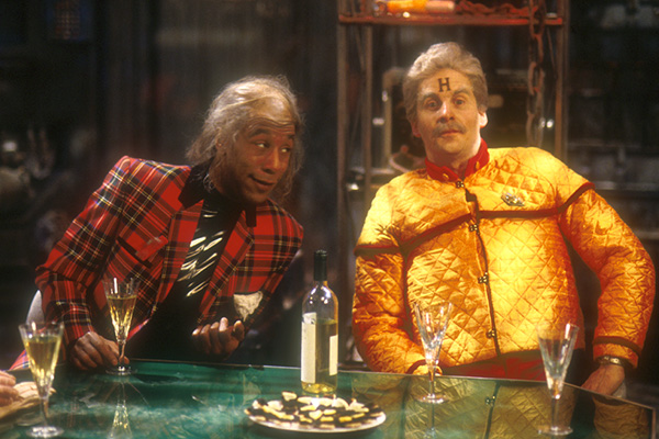Red Dwarf Out Of Time